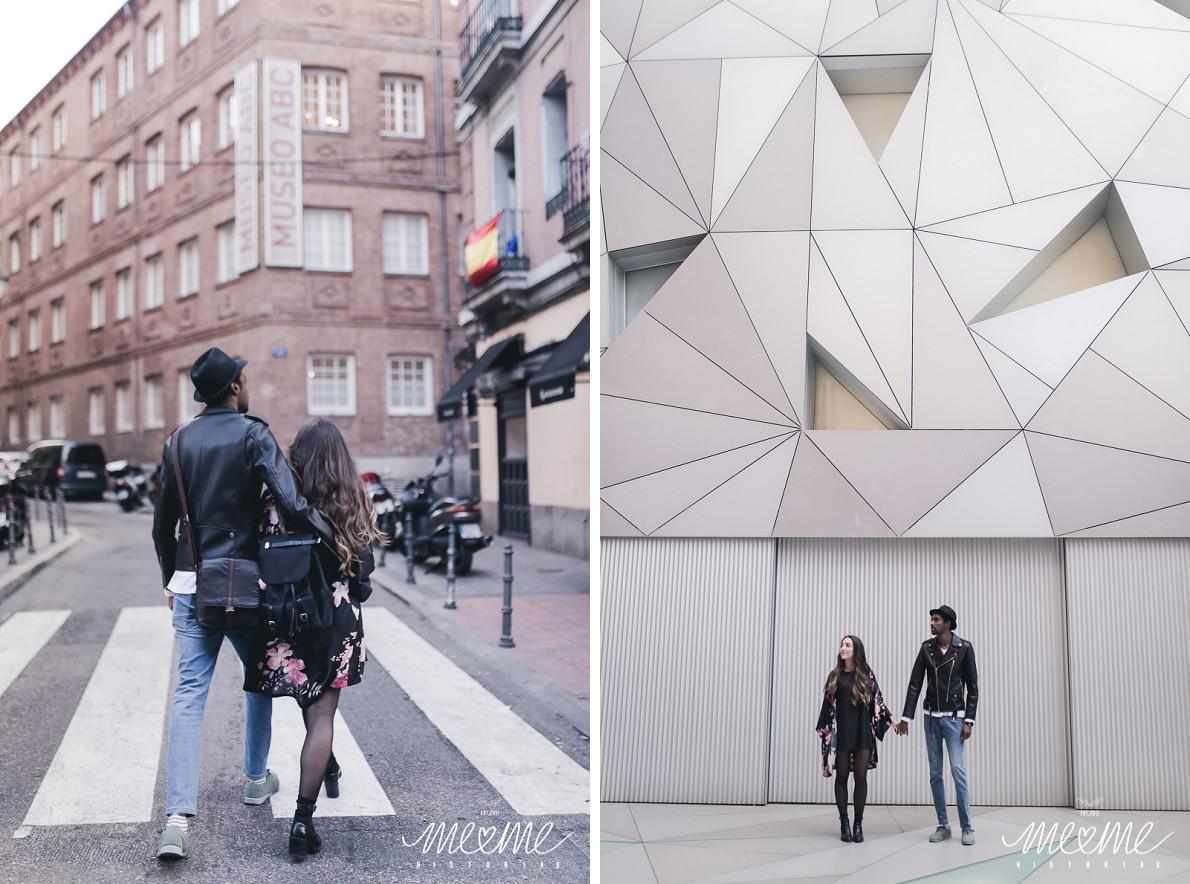Meme Historias - De museos por Madrid con Sonia & Víctor