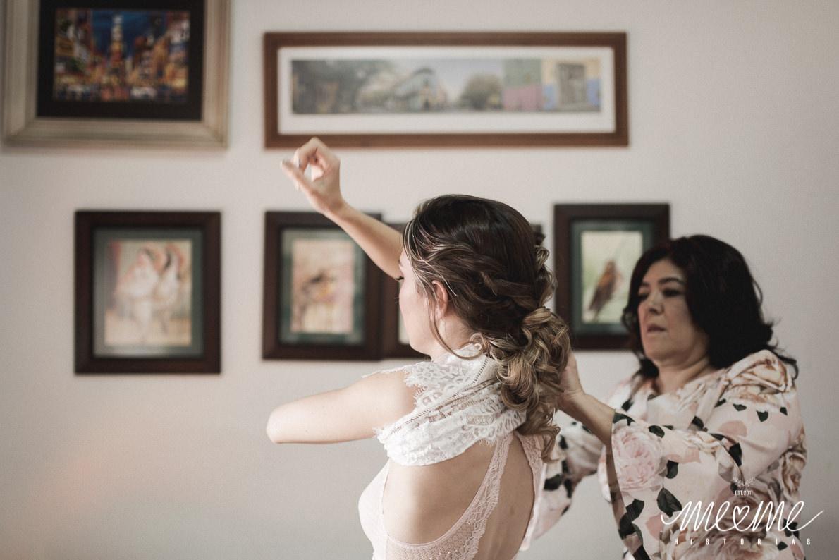 Meme Historias - El baile y el salón